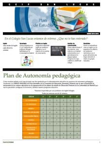 Plan de estudios 15-16